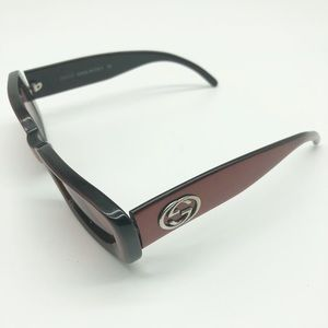 Gucci Vintage Red Sunglasses